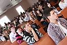 Собрание первого курса 2013.